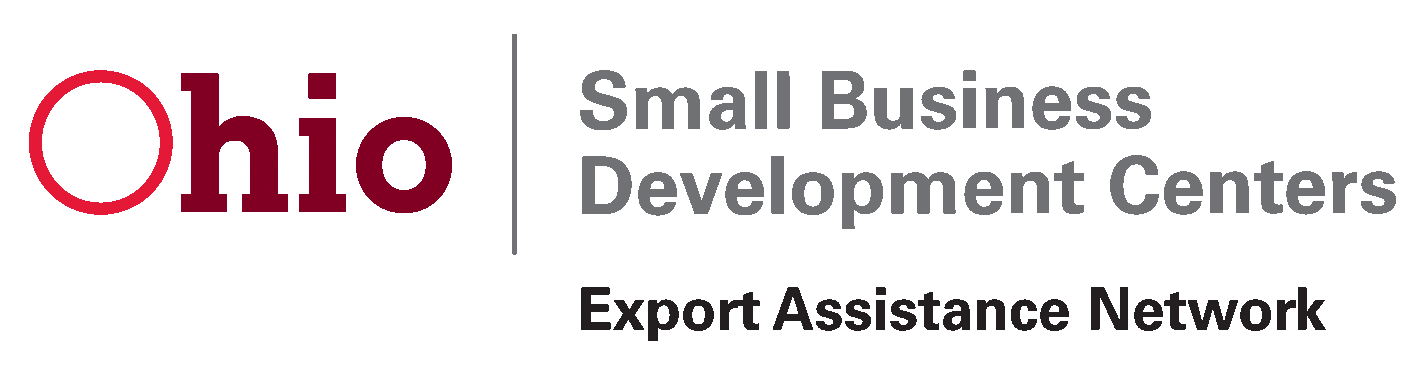 Ohio Small business Development Centers - Export Assistance Network